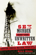 Sex, Murder, and the Unwritten Law
